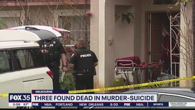 Three found dead in 'murder-suicide,' police say