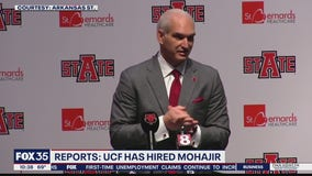 Reports: UCF has hired Arkansas State's Mohajir