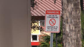 Port Orange looks to follow Daytona Beach's footstep and regulate panhandling