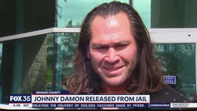 Former MLB player Johnny Damon arrested for DUI in Central Florida