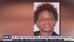 Deputies say teen fugitive armed and dangerous