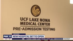 UCF Lake Nona Medical Center set to open