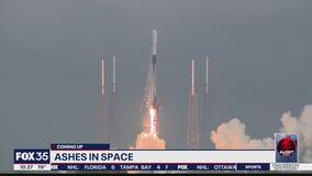Celestis provides burials at space