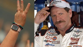 Dale Earnhardt honored with 3rd-lap tribute during Daytona 500