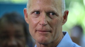 Sen. Rick Scott calls Trump's second impeachment trial a 'complete waste of time'