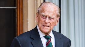 UK's Prince Philip, husband of Queen Elizabeth II, admitted to hospital