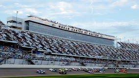 Denny Hamlin wins the opening stage of the Daytona 500