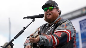 Country star Luke Combs apologizes for appearing with Confederate flags