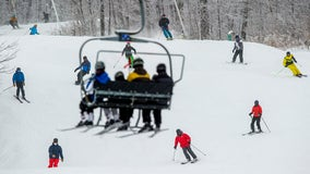 8-year-old plunges nearly 25 feet from Maine ski lift