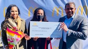 Gainesville organization awarded McDonald's Golden Grant