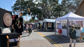 Organizers play it safe at 46th annual Mount Dora Arts Festival