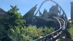 'Paddock walls are down': First full look at Universal Orlando's Jurassic World VelociCoaster