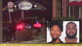 Police: 2 dead after shooting, crash at Orlando bus stop
