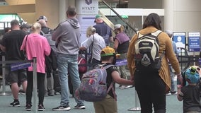 Families stuck in Orlando after flights canceled due to winter storm