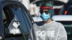 California edges past New York with highest coronavirus death toll