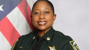 Chief Deputy Demps becomes highest-ranking black female officer at OCSO
