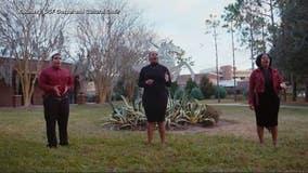 UCF Gospel & Cultural Choir records Black National Anthem in honor of Black History Month