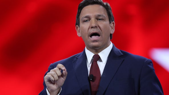Gov. DeSantis ranks 2nd to Trump in CPAC straw poll for 2024 race