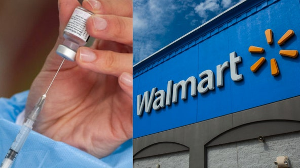 Walmart to vaccinate all Florida teachers, daycare workers