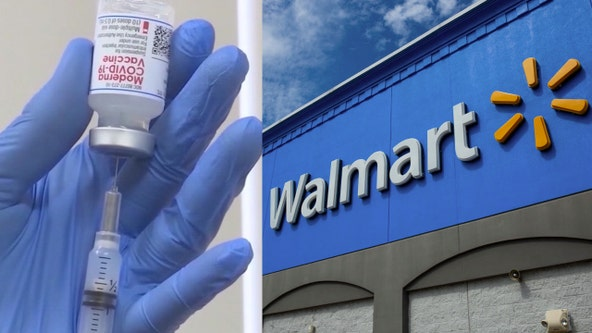 LIST: These Walmarts in Florida are offering the COVID-19 vaccine