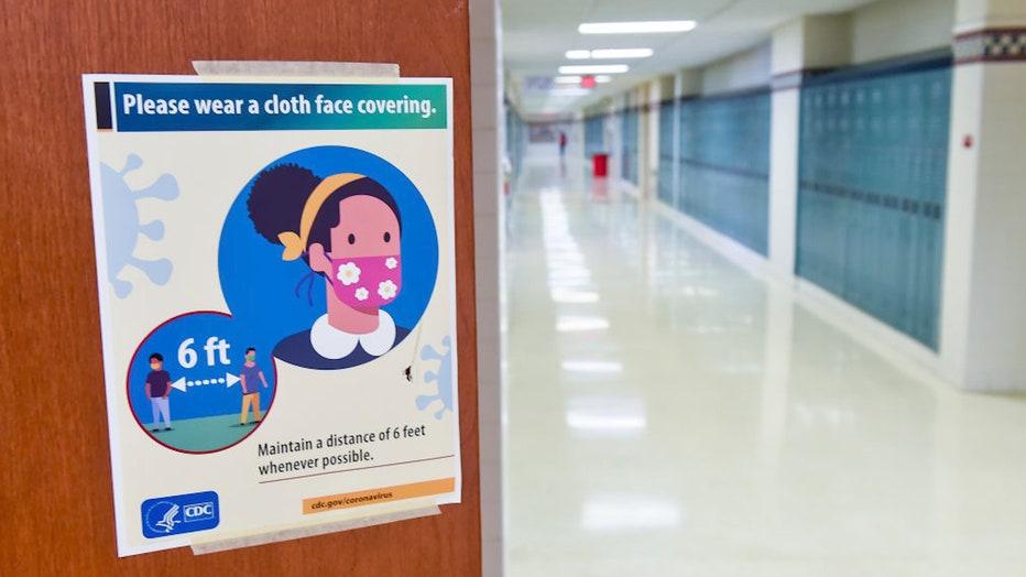 Schools coronavirus USA