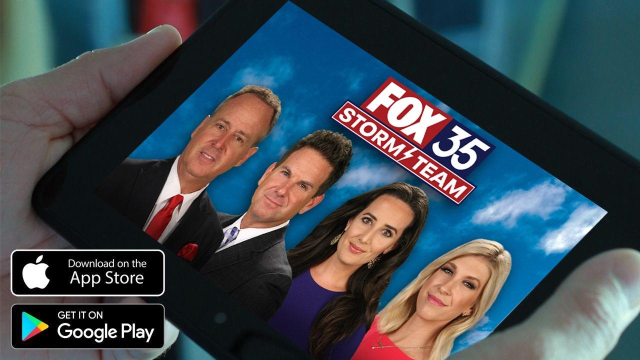 FOX 35 Storm Team Weather App