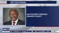 Orange County Mayor Jerry Demings talks about the vaccine rollout