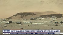 New image from Perseverance rover on Mars