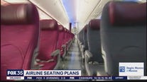 Airlines assessing seating plans during pandemic