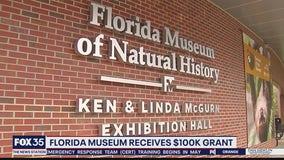 Florida museum receives $100K grant