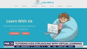 Orlando-based virtual tutoring service helps kids learn, for free