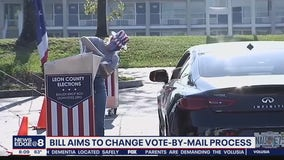 GOP lawmakers push to change vote-by-mail process