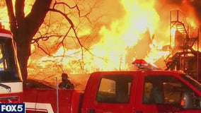 Firefighter's body recovered in New York assisted living facility blaze