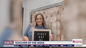 Teacher of the Week: Mrs. Kristen O'Donnell