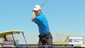 Family Focus: Golf helps local man diagnosed with autism