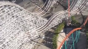 California amusement parks face 'slow and difficult' recovery after year-long closure