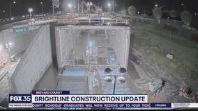 New tunnel building technique speeds up Brightline work