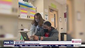 Teacher of the Week: Lisa West