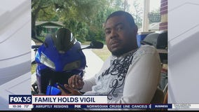 Family holds vigil at I-4 memorial site on anniversary of deadly crash