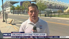 Orlando City SC one year after pandemic hit