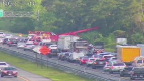 FHP: 3 dead, multiple injured after crash involving van with 11 people inside on Florida interstate