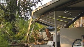 Severe weather brings heavy rain, storm damage to Alachua County