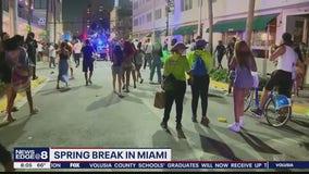 Spring Break mayhem in Miami