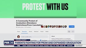 Parents fighting for prom, expanded graduation
