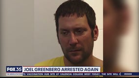 Former Seminole County Tax Collector Joel Greenberg arrested on charge of bond violation