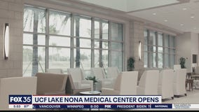 UCF Lake Nona Medical Center opens