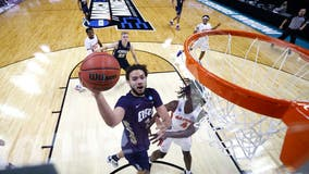 Oral Roberts stuns Gators with 81-78 win, advances to Sweet Sixteen