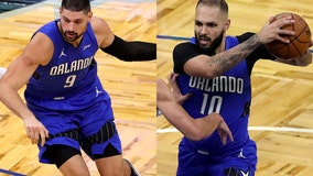 AP Source: Magic trade Vucevic to Bulls, send Fournier to Celtics