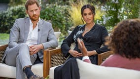 Prince Harry, Meghan to reveal details of royal departure in interview with Oprah