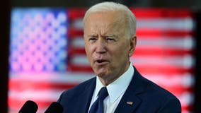 Biden outlines $2.25 trillion infrastructure plan funded by corporate tax hike
